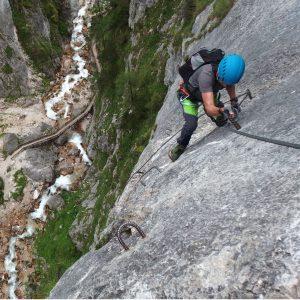 Klettern Juni - September